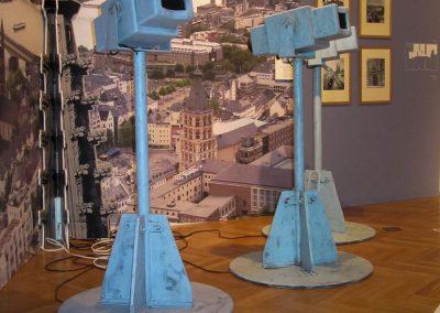 Exponat Sonderausstellung Koelnische Stadtmuseum Gestalteratelier