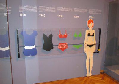 Stadtmuseum Sonderausstellung Gestalteratelier Exponat