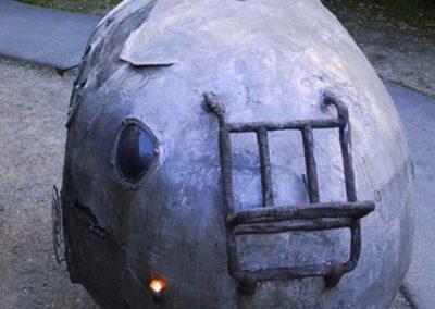 UFO Helge Schneider Gestalteratelier