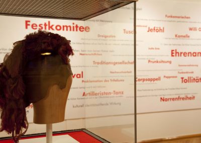 Ausstellung Konzept Stadtmuseum