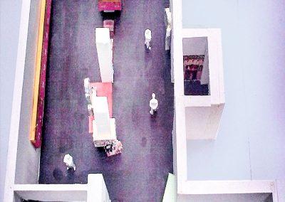Ausstellungskonzept Modell Stadtmuseum