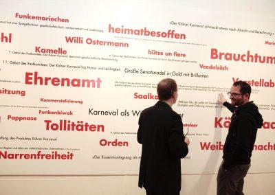 Ausstellungskonzeption Gestalteratelier