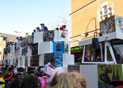 Gestalteratelier Koelner Karneval Museumswagen