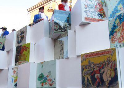 Gestalteratelier Konzept Karnevalsmuseum