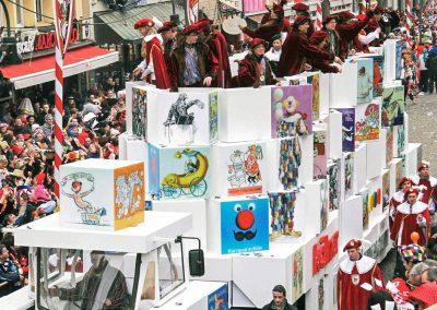 Konzeption Museum Koelener Karneval