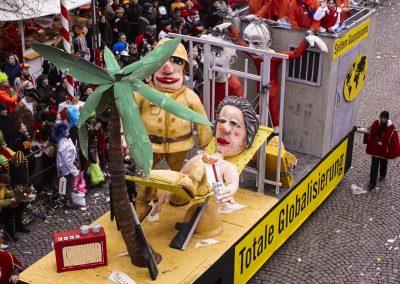 Amnesty International Koelner Karneval