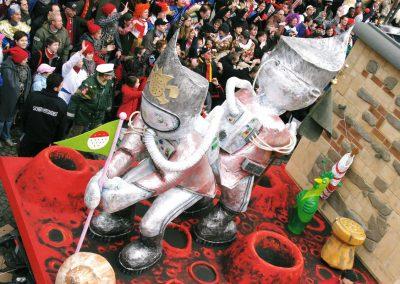 Funk On Mars Koelner Karneval