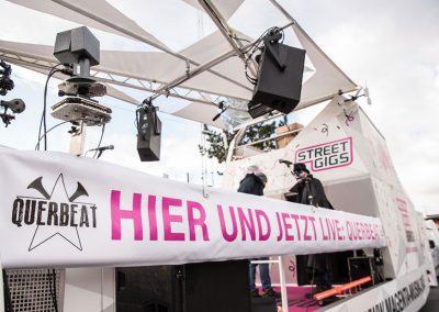 Telekom Streetsgigs Gestalteratelier