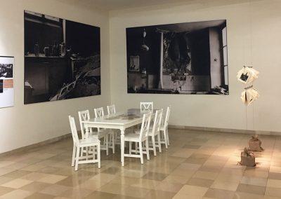 EL DE Haus Kriegserfahrungen Sonderausstellung Gestalteratelier Koeln