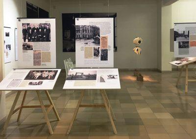 Kriegserfahrung NS DOK Konzeption Gestalteratelier Koeln